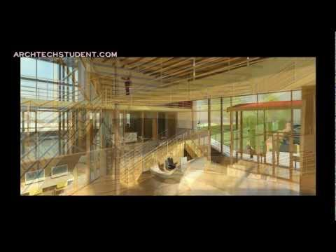 Revit Architecture Render Showreel