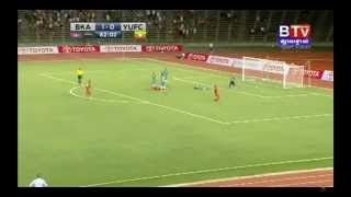 All Goals Highlight Boeungket Angkor 3-0 Yangon United