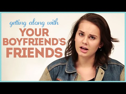 Getting Along With Your Bf's Friends W  Arden Rose video