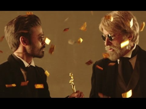 SHAMITABH (Success Party) | Amitabh Bachchan, Dhanush, Akshara Haasan