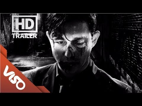 Sin City: A Dame To Kill For - Tráiler Oficial Subtitulado - FULL HD