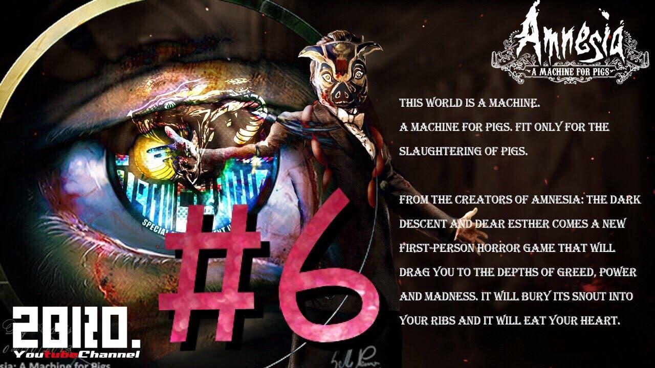 兄者弟者 【弟者】Amnesia:A Machine For Pigs【豚】#6... A Ma