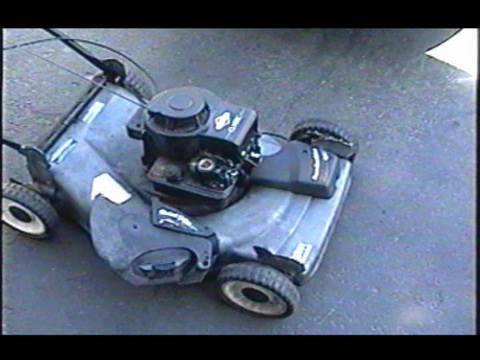 Self-Propelled Craftsman Lawnmower Drive Cable Repair