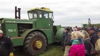 John Deere WA-17 4WD Tractor Sold for $80,000 on Illinois Auction