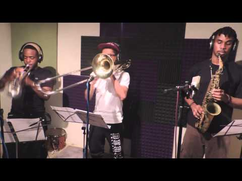 1688 Nonet - Mikey We Loose - Re-Kung Fu Band - 1688 Collective