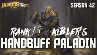 Kibler's Handbuff Paladin (Rank 15, 1st Day of Season 42)