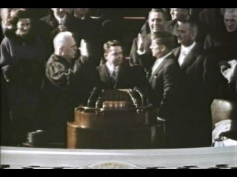 Jan. 20, 1961: Inaugural Ceremonies For John F. Kennedy video