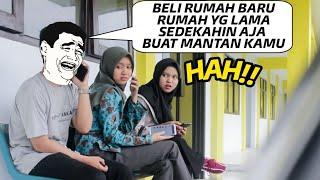 TELPONAN SOMBONG DI SAMPING ORANG PART 2! Lebih Ngakak bikin jengkel! Prank Indonesia