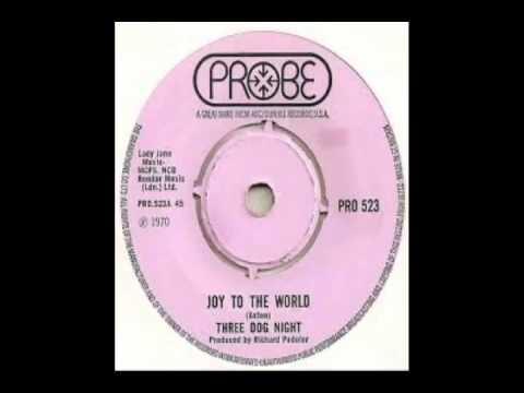 Three Dog Night - Joy To The World (1970)
