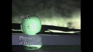 Physics of Doom