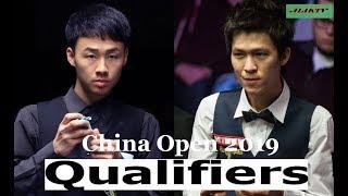Thepchaiya Un-Nooh vs Xu Si China Open 2019 Qualifers