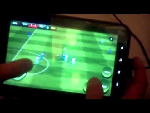 FIFA 12 para Android. Adelanto Exclusivo en Español