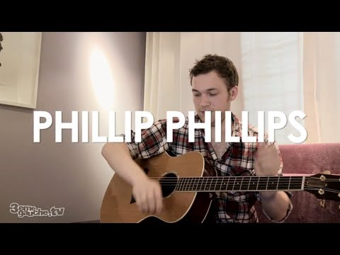 Phillip Phillips - Home - Acoustic [ Live In Paris ] video