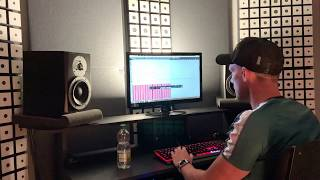 Bryan Kearney Studio Session - Making a Trance Melody