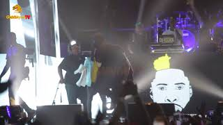 DAVIDO AND ICE PRINCE'S PERFORMANCE AT DAVIDO LIVE IN CONCERT 2018