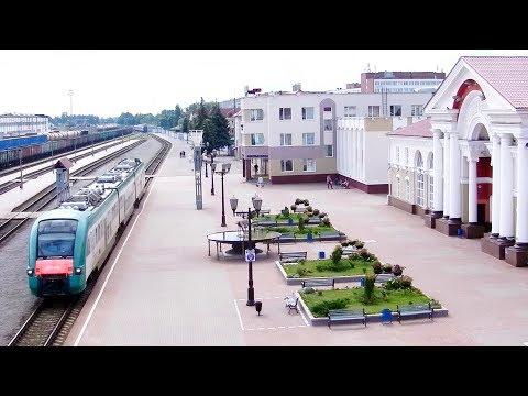 Відэанавіны Беларускай чыгункі, ліпень 2019 (Выпуск 110)