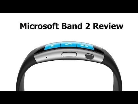 Microsoft Band 2 Review