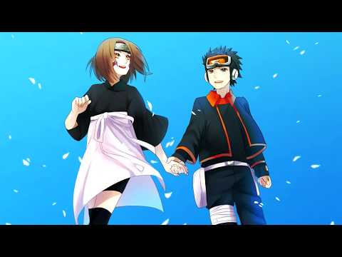 Naruto Shippuden OST 3 - Obito & Rin