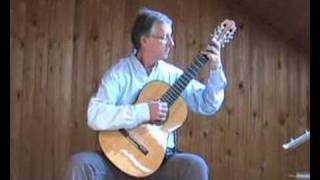 And I love Her (for classical guitar by Per-Olov Kindgren)