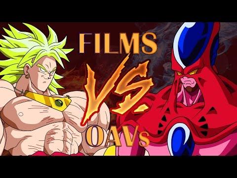 FILMS OU OAVS DANS DRAGON BALL ?! - DBTIMES #11