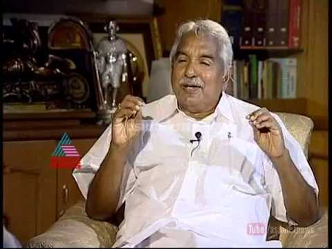 Oommen chandy speaks: Exclusive Interview with M G Radhakrishnan