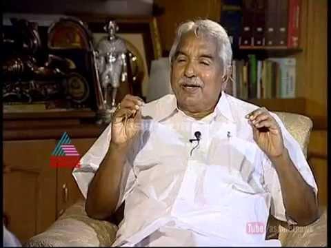 Oommen chandy speaks: Exclusive Interview with M G Radhakrishnan