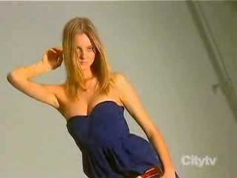 Caroline Trentini Profile - Fashion Television Video