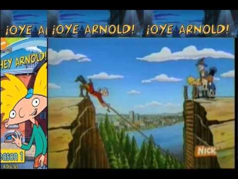 Hey Arnold - La guerra del Cerdo. (Latino)