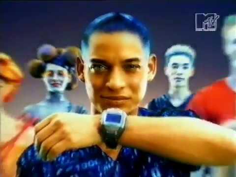 Retro Commerical - Samsung MP3 player (2001)
