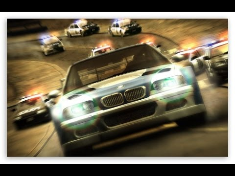 Need For Speed Most Wanted Black Edition Persecución Final