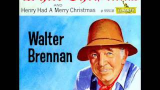 Watch Walter Brennan White Christmas video