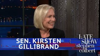Sen. Kirsten Gillibrand: Trump's AG Appointment Is Unconstitutional
