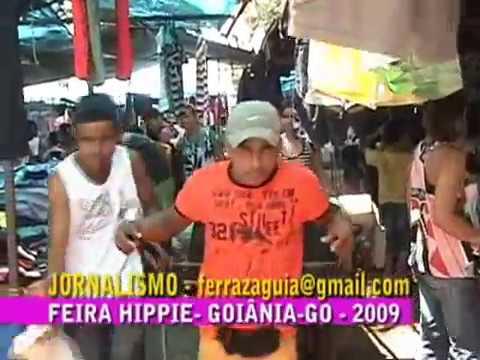 FEIRA HIPPIE DE GOI�NIA