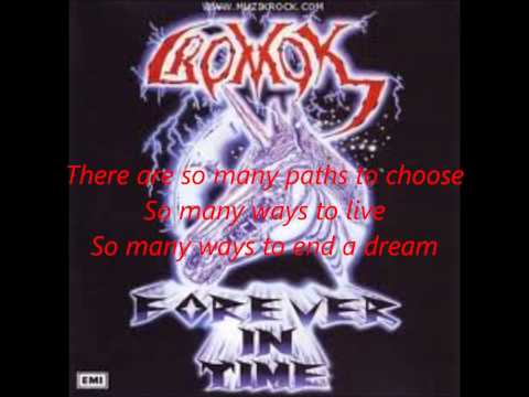 Cromok Misery With Lyrics video