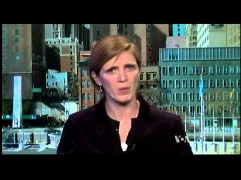 VOA Interview: US Ambassador to UN Samantha Power Discusses N. Korea Sanctions