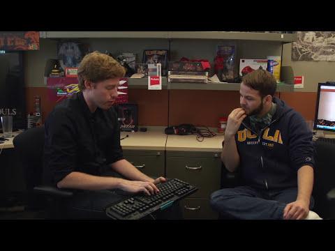 PC Gamer goes inside Logitech's mouse lab
