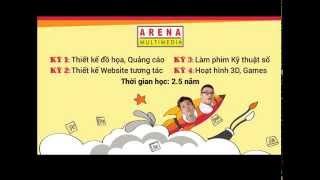 Arena Multimedia tuyển sinh 2015