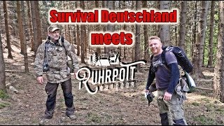 Survival Deutschland meets Ruhrpott Outdoor