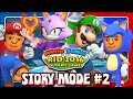 Mario & Sonic at the Rio 2016 Olympic Games - 3DS - Story Mode Part 2