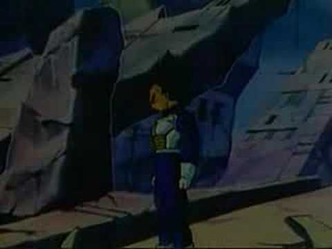 DBZ-Borly VS Vageta Sevendust-Enemy remix Video