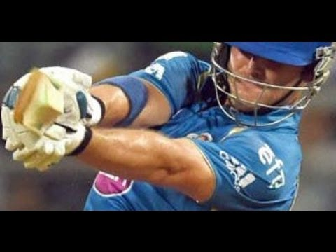 Mumbai Indians chase 195 in 14.4 overs (Anderson 95*) beat Rajasthan Royals 25 may ipl 2014