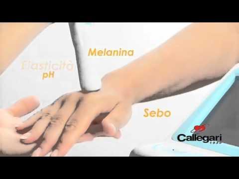 Callegari – Esame della Pelle