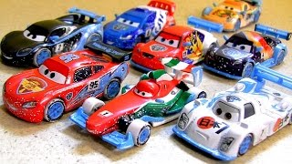 Cars 2 Ice Racers Diecast Collection