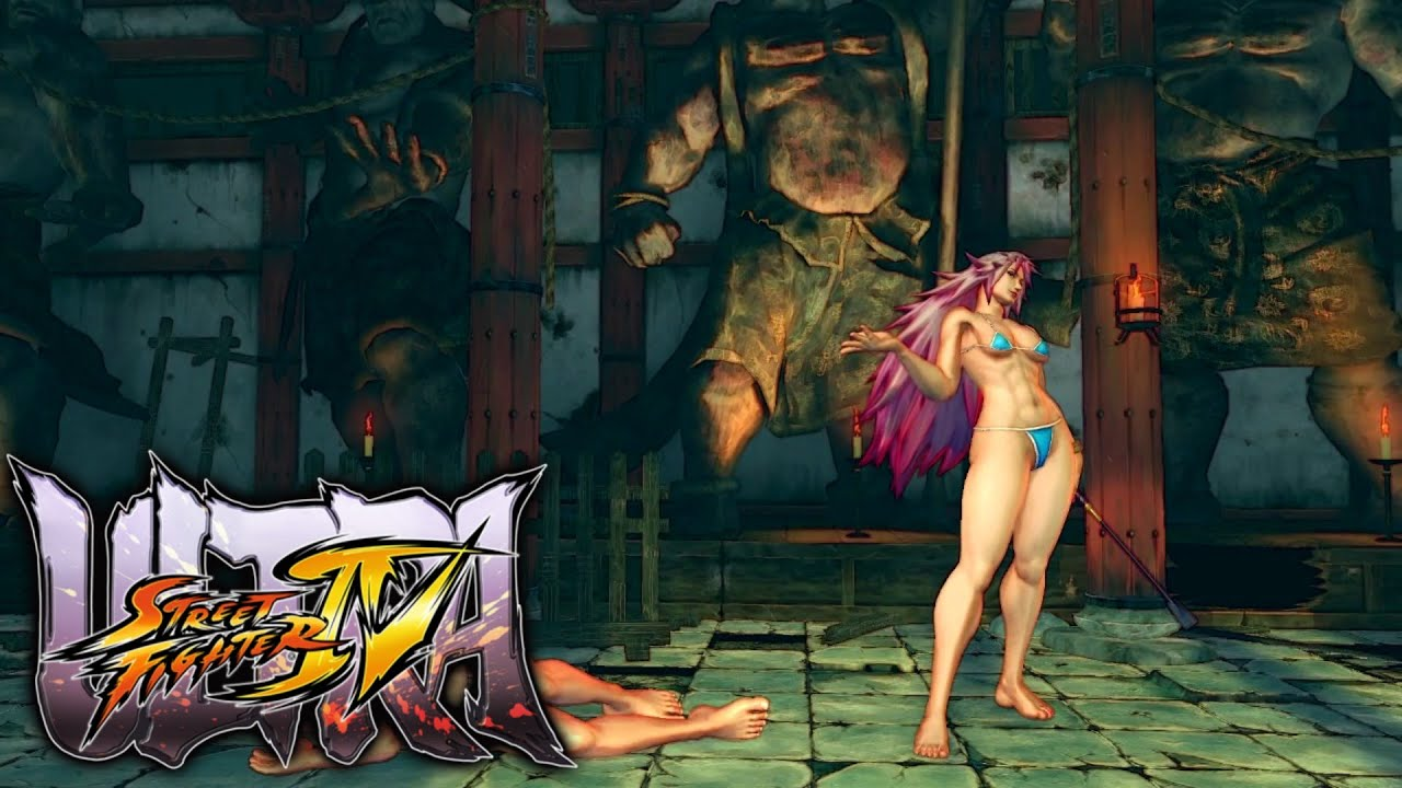 Street fighter iv nud porno picture