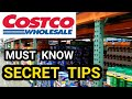 COSTCO SECRET TIPS  | HIDDEN SECRET ON PRICE TAG | SHOPPING TIPS & SECRET