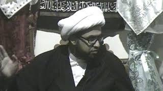 Shaykh Faiyaz Jaffer - 8th Muharram 1437 AH - 21st October 2015