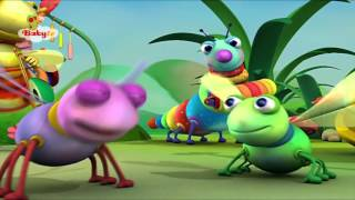Verzameling Baby TV Video's Nederlands HD (35 min.)