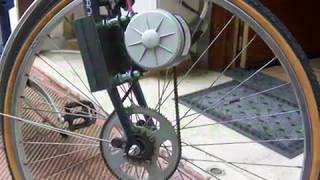 Bicicletta Elettrica Video Manuale 2011 EBE Kit Electric Bike FREE Video User Manual