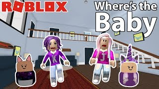 Roblox: Where's the Baby / SAVE MY BABY! 👶