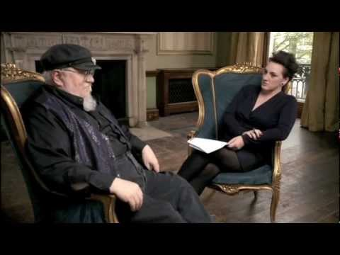 Game Of Thrones - Interview with George R.R. Martin